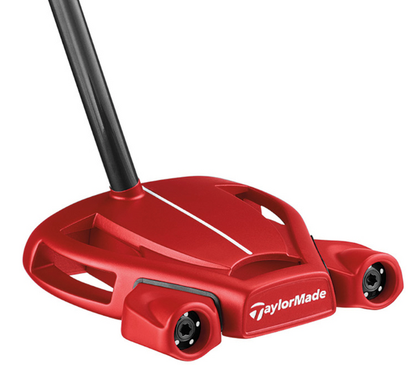 TaylorMade Spider Tour Red Center Shaft - Golf Putter