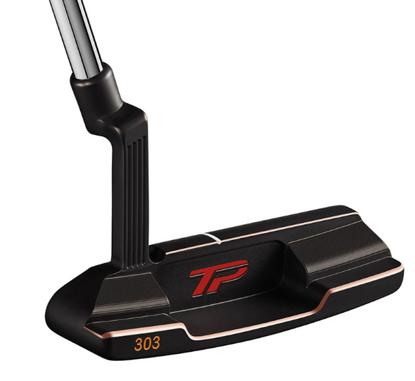 TaylorMade TP Black Copper Collection Juno - Golf Putter