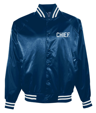 CHIEF University: Baseball Jacket - CHIEF Merch
