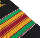 CHIEF University: Kente Graduation Stole - CHIEF Merch