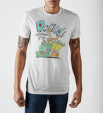 Rocko's Modern Life White T-Shirt - CHIEF Merch