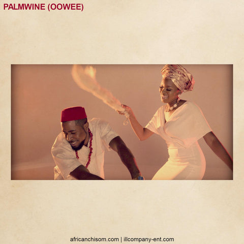 Palmwine (Oowee) - CHIEF Merch