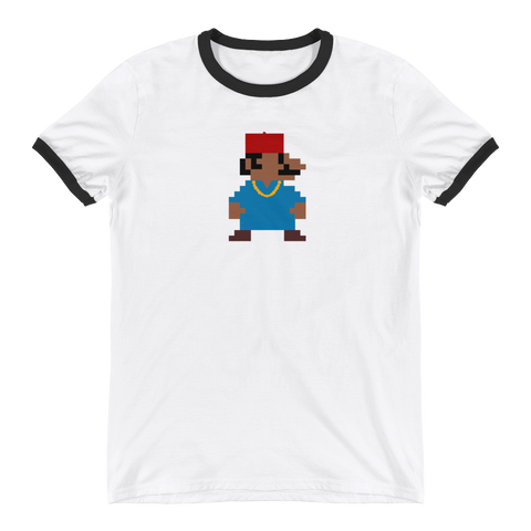 CHIEF - 8Bit Ringer - CHIEF Merch