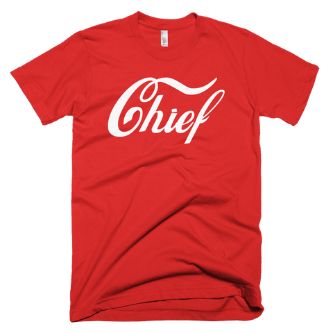 CHIEF: Cola (Red) - CHIEF Merch
