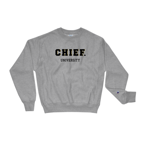 CHIEF University - Official Crewneck