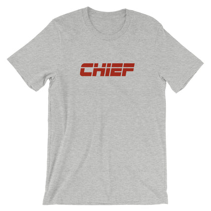 CHIEF - Tip-off Tee - CHIEF Merch