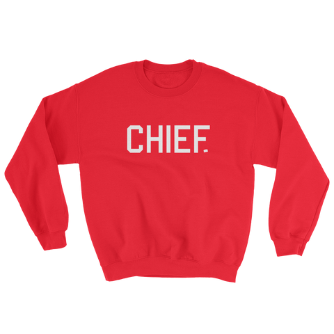 CHIEF University - Crimson - CHIEF Merch