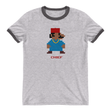 CHIEF - 8Bit Ringer + Text - CHIEF Merch