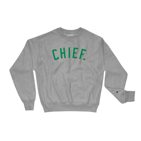 CHIEF - Heather Grey Champion