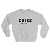 CHIEF University: Official Crewneck - CHIEF Merch