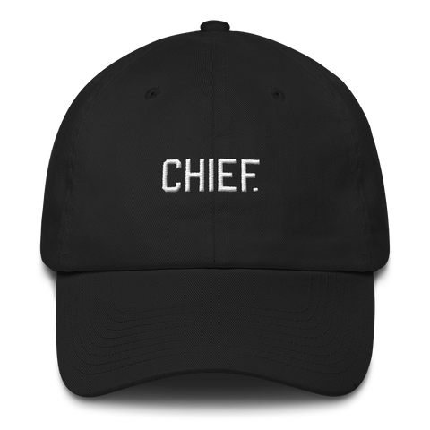 CHIEF University: College Cap - CHIEF Merch