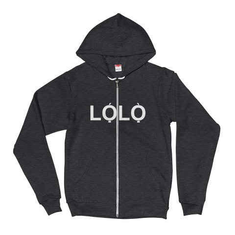 LOLO: Ladies' Crewneck - CHIEF Merch