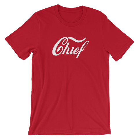 CHIEF: Dark Red - CHIEF Merch