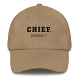 CHIEF University: Spirit Cap - CHIEF Merch