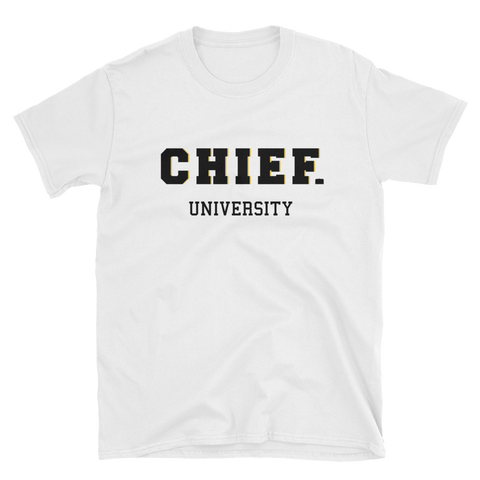 CHIEF University: Spirit Tee - CHIEF Merch