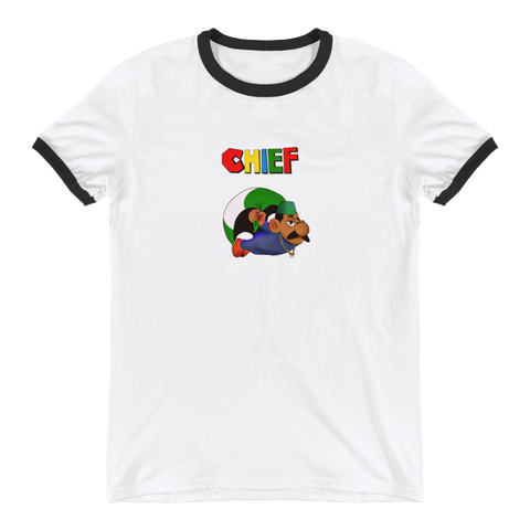CHIEF - Luigi Ringer - CHIEF Merch