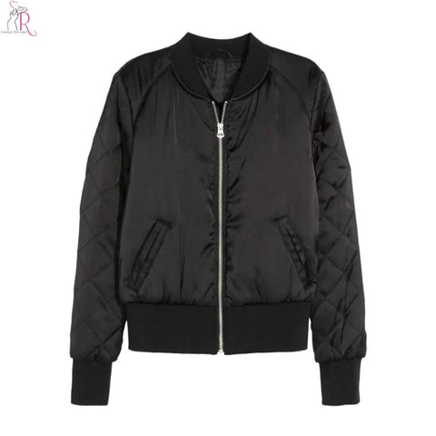 BLK Ladies' Pilot Bomber - CHIEF Merch