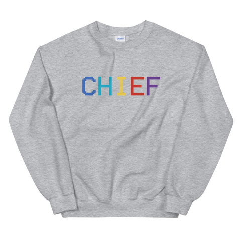 CHIEF - 90s Palette Crewneck