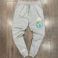 PREMIUM For GOD So Loved Jogger Heather Grey
