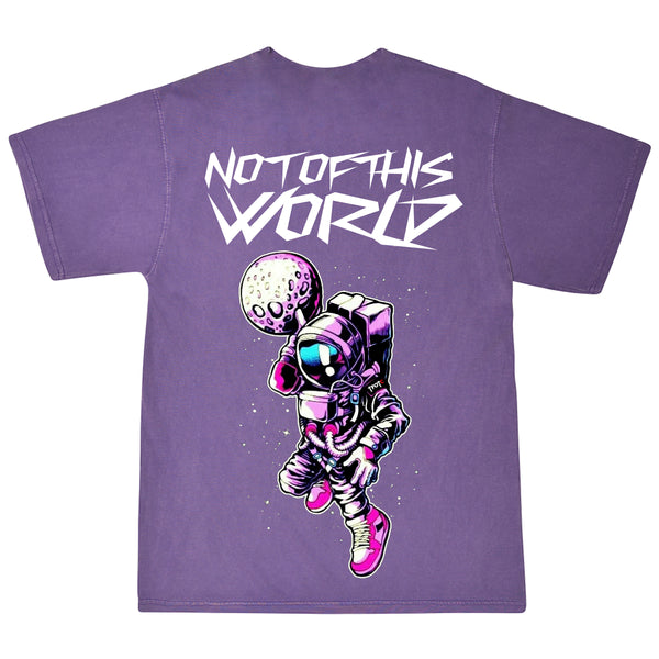 PREMIUM NOT Of This World Tee VIOLET