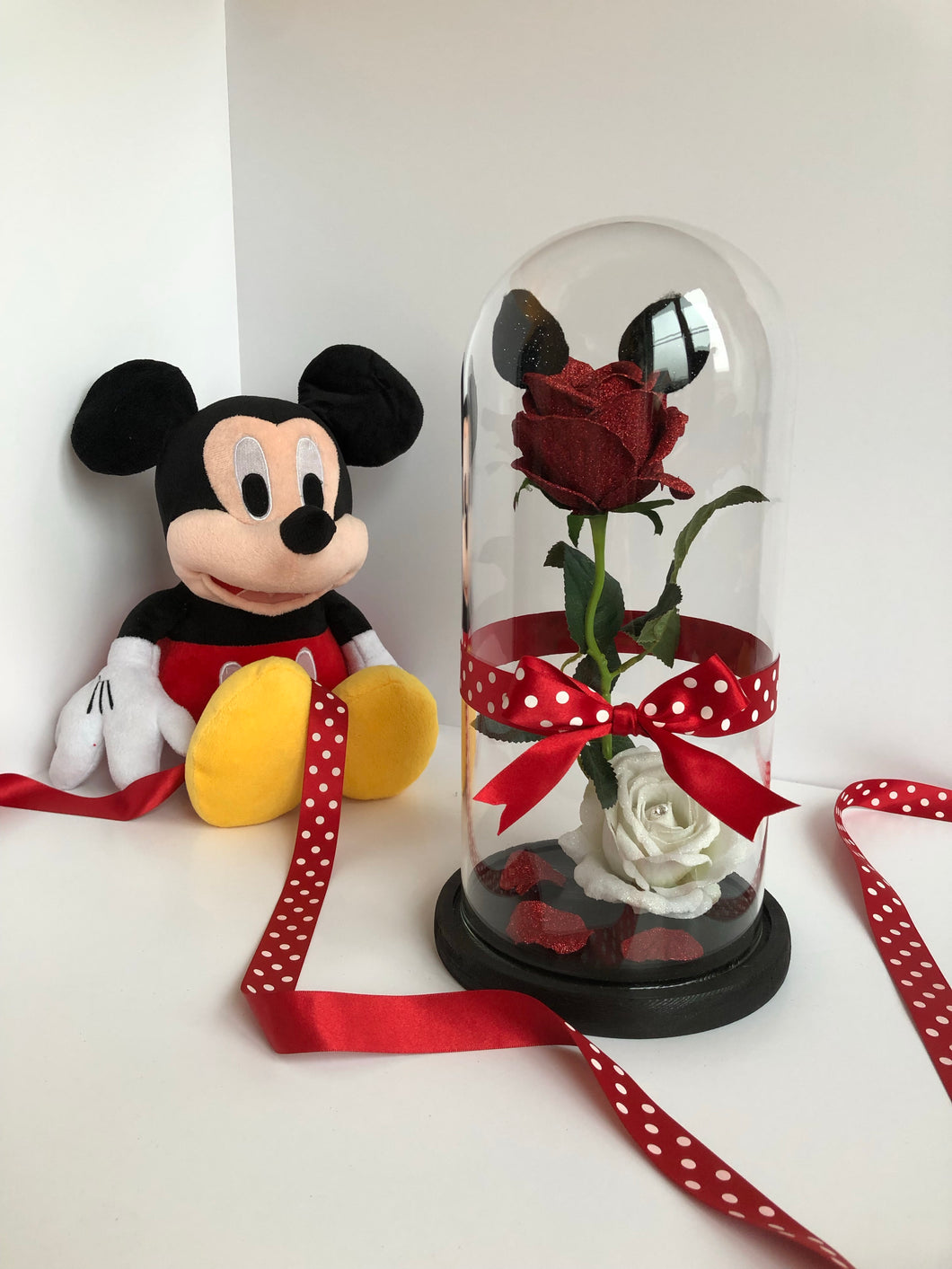 Mickey Mouse large forever dome