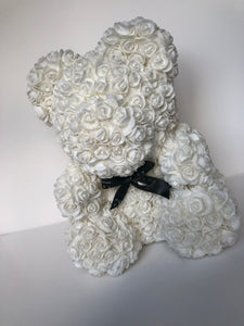 White Rose bear
