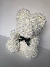 Load image into Gallery viewer, White Rose bear