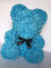 Load image into Gallery viewer, Blue Rose Bears