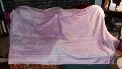 Pink Hooded Bandana Blanket Customer Image