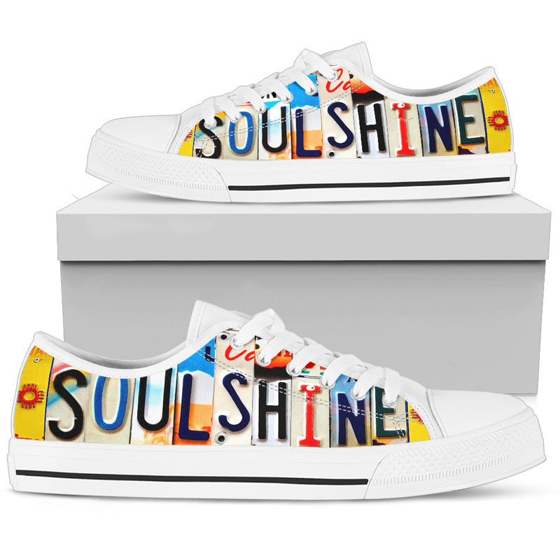 Soulshine Low Top Sneakers for Women