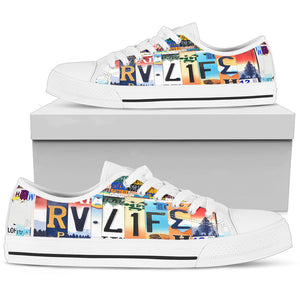 RV Life Low Top Shoes for Women