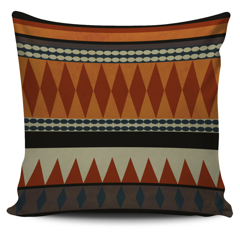 Southwestern Tribal Pattern Throw Pillow