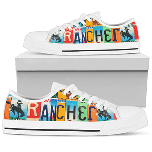 Rancher Life Sneakers for Women