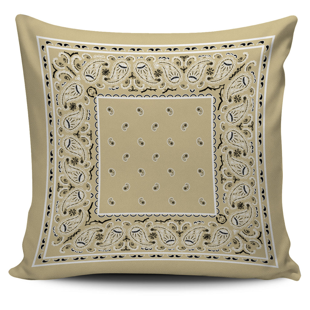 beige decorative throw pillow