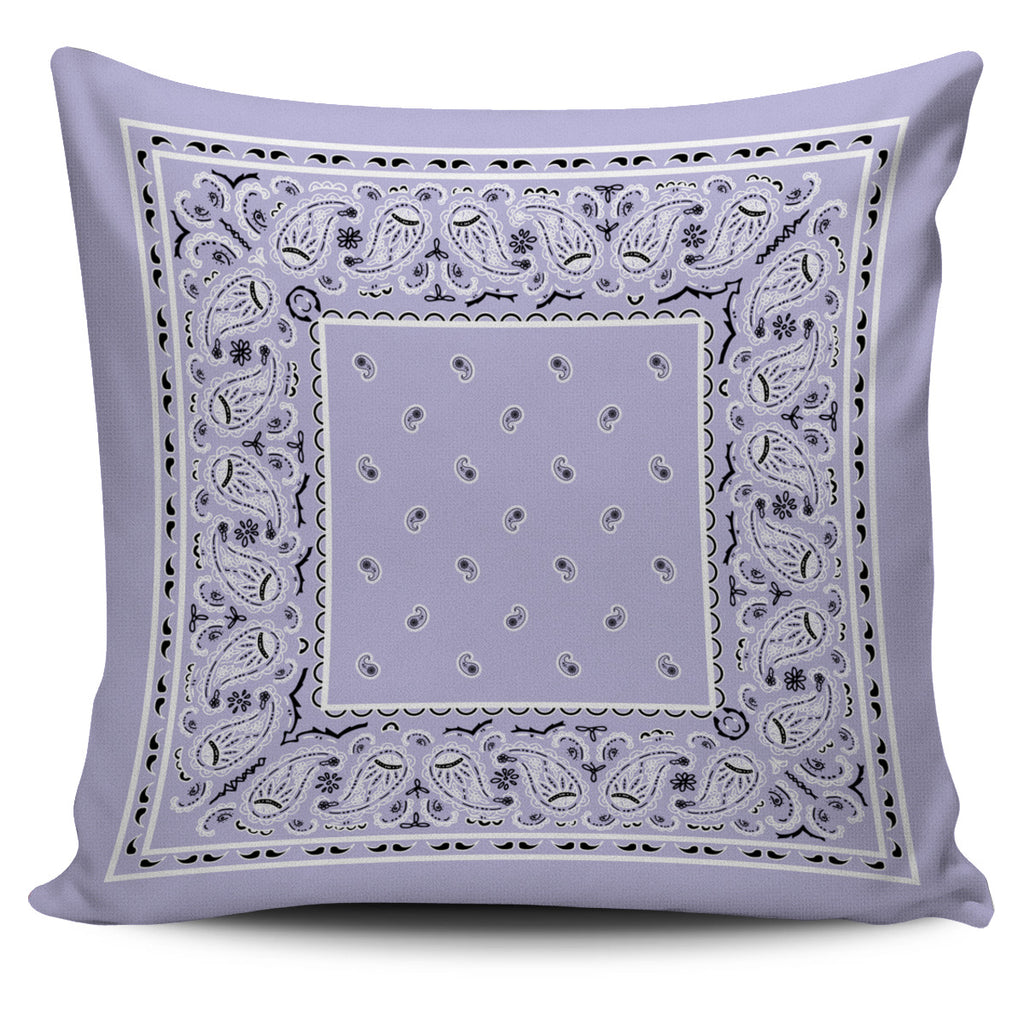 light purple throw pillows