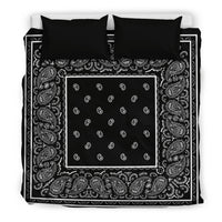 King Bandana Duvet Cover Set