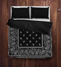 Bandana Duvet Cover Set