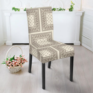Cream Dining Chair Covers
