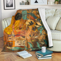 HOWA Buffalo Art blanket