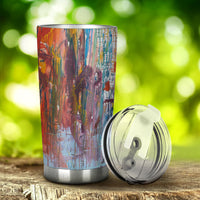 artistic insulated drinkware