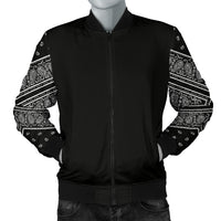 black bandana jacket