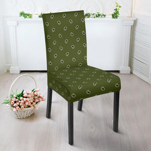 Army Bandana Dining Chair Covers
