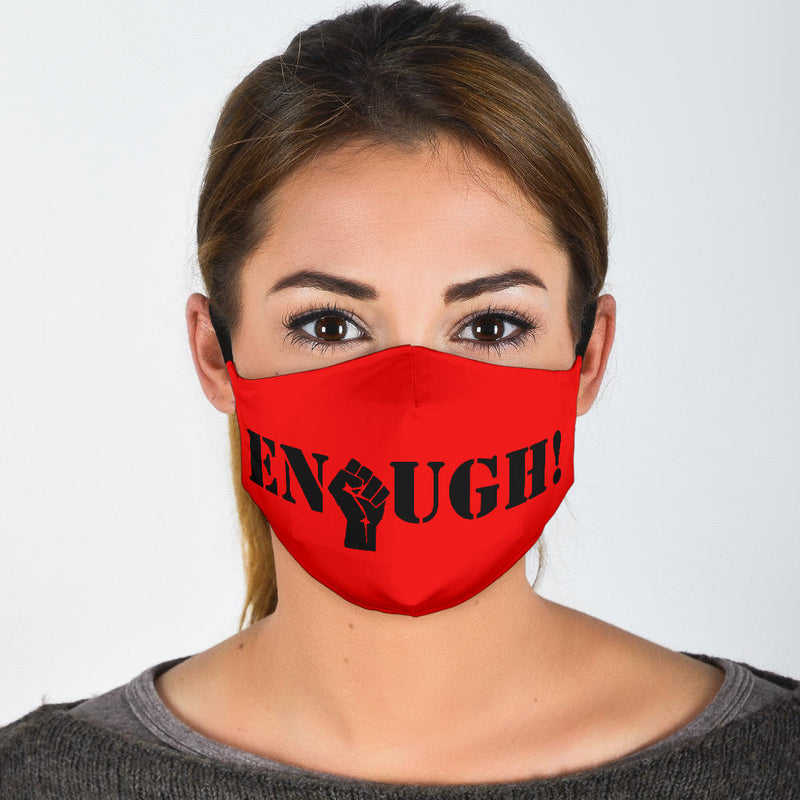 black lives matter protest mask