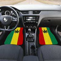 Rasta 420 Car Floor Mats