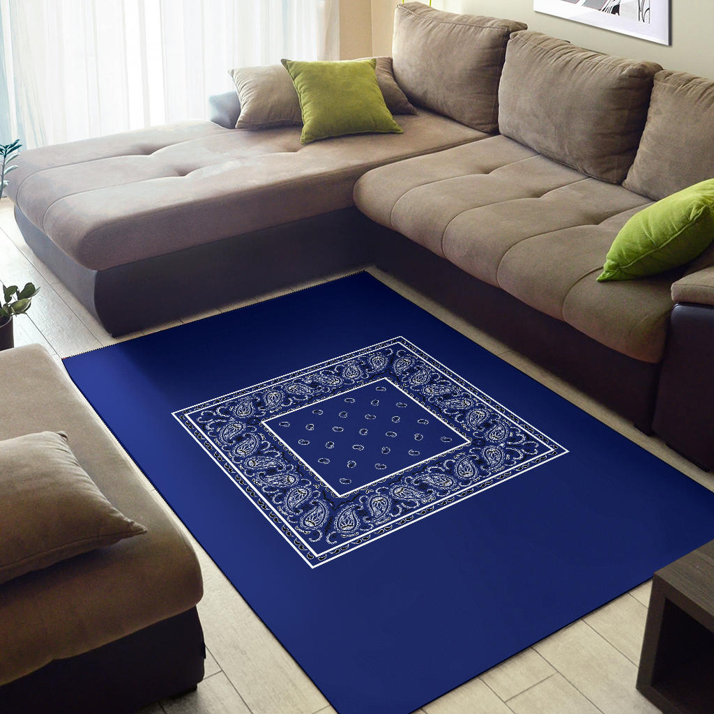 blue game room decor