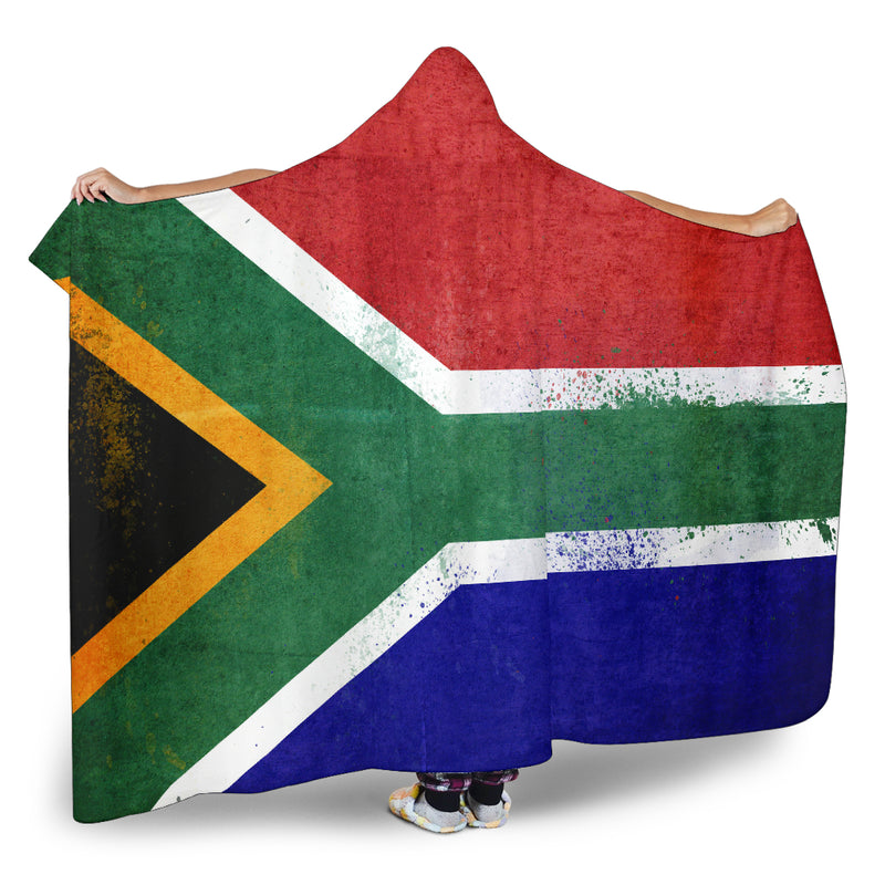 Ultimate South Africa Hooded Blanket