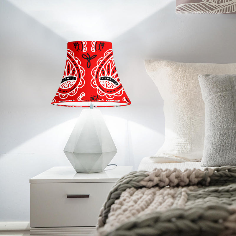 Red Bell Lampshade