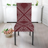 Burgundy Kitchen Chair Slipcovers