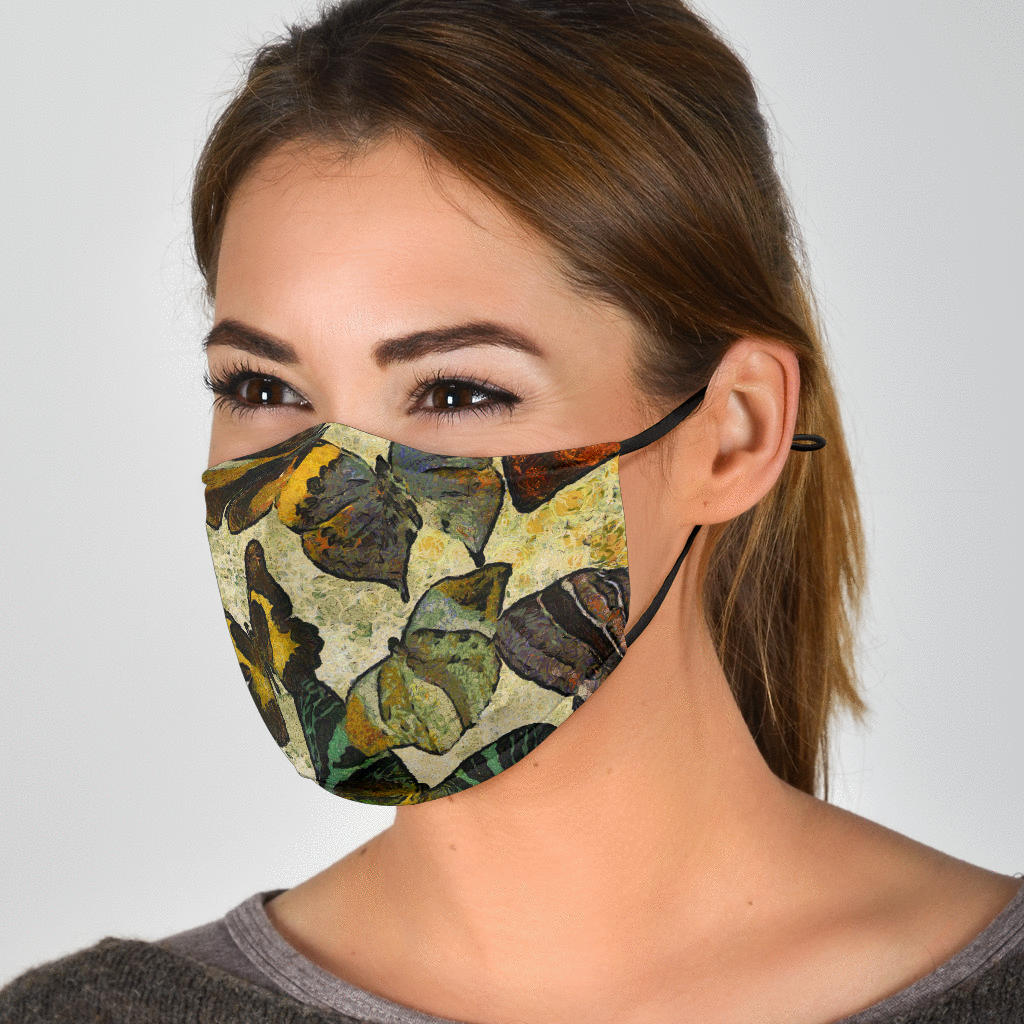 The Butterfly Collection Face Mask