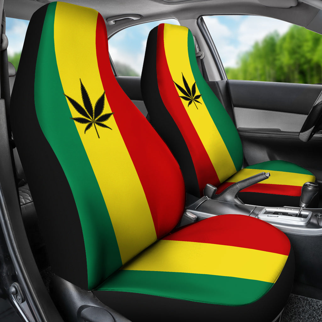 Rasta 420 Car Seat Covers
